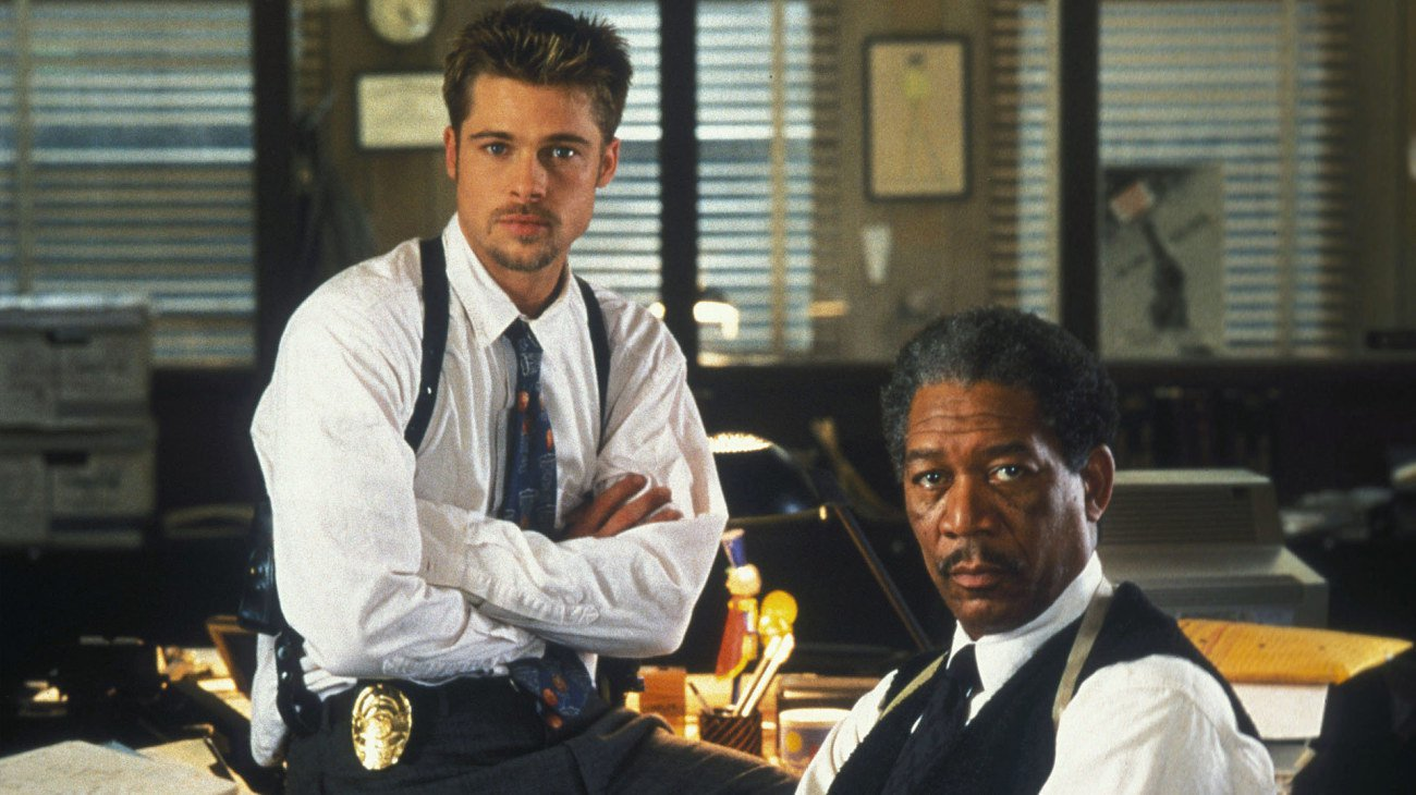 """Se7en"""" can still keep you up at night, even after 25 years 